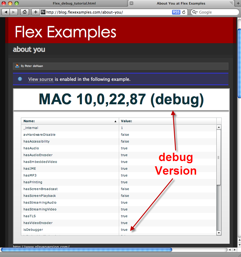 Flashplayer 10 plugin debug free download